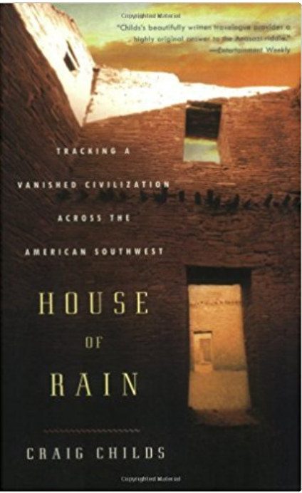 House of Rain Chris Childs
