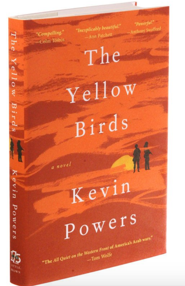 The Yellow Birds Kevin Powers