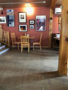 Cafe Nomad Norway, ME