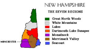 New Hampshire Regions