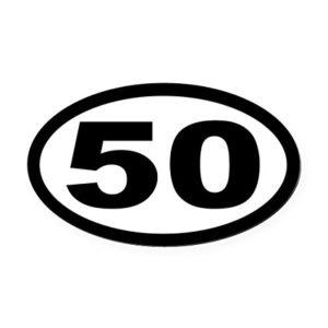 Goal 2 2019 50 Mile
