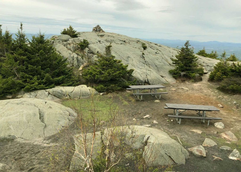 South Kearsarge Hike