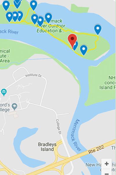 Merrimack River Outdoor Education & Conservation Area