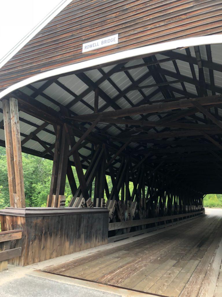 Rowell's Bridge Hopkinton NH