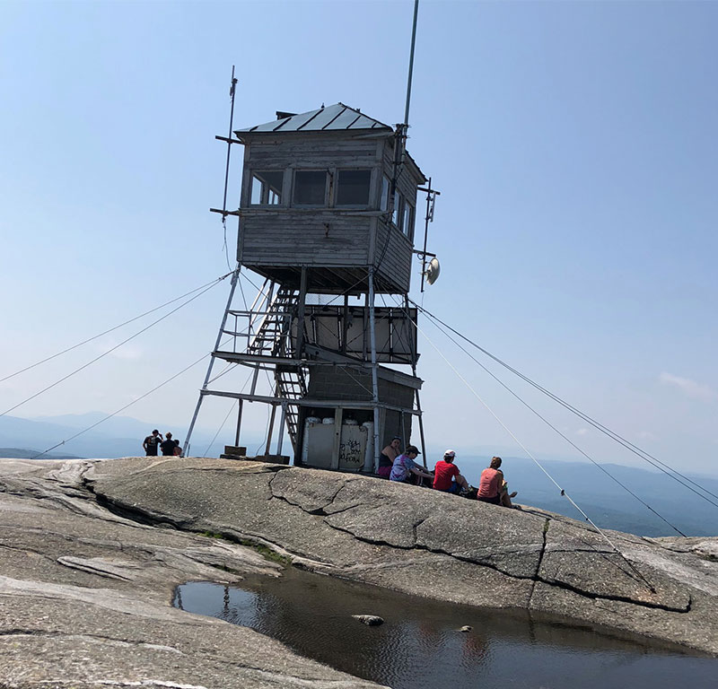 Mount Cardigan Summit