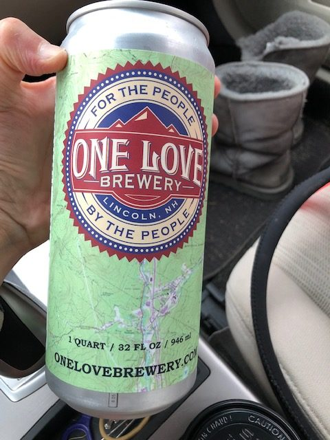 One Love Brewery Beer