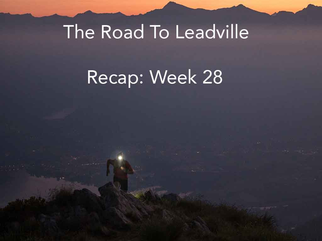 The Road To Leadville