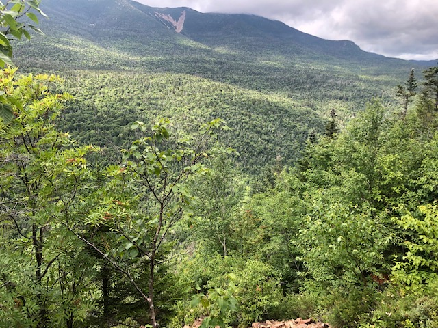 View from Owl's Head Trail, Franconia Ridge